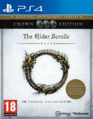 The Elder Scrolls Online: Tamriel Unlimited - Crown Edition PS4 kaina ir informacija | The Elder Scrolls Online: Tamriel Unlimited - Crown Edition PS4 | pigu.lt
