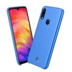 Dux Ducis Skin Lite dėklas skirtas Samsung Galaxy A70, Blue kaina ir informacija | Telefono dėklai | pigu.lt