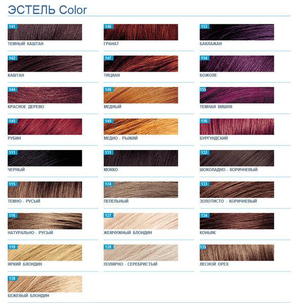 Dažai plaukams Tamsi vyšnia Estel Quality Color Qualiti Color 155, 115 ml kaina