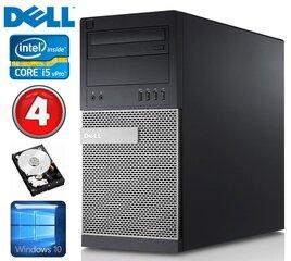 DELL 790 MT i5-2400 4GB 250GB DVD WIN10 kaina ir informacija | Stacionarūs kompiuteriai | pigu.lt