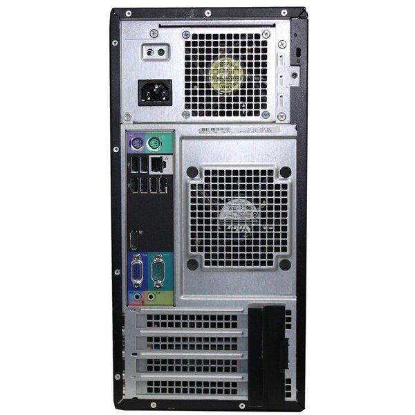 DELL 790 MT i5-2400 8GB 500GB DVD WIN10Pro kaina