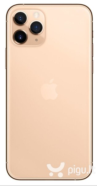 Apple iPhone 11 Pro Max, 256GB, Gold atsiliepimas