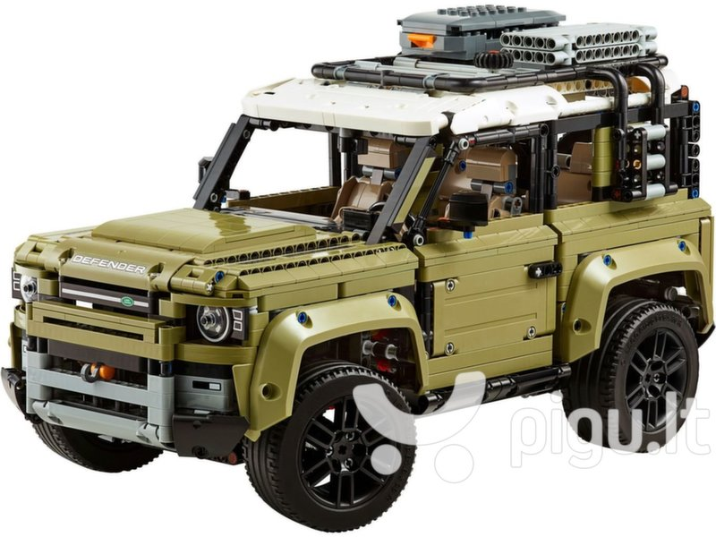 42110 LEGO® Technic Land Rover Defender internetu