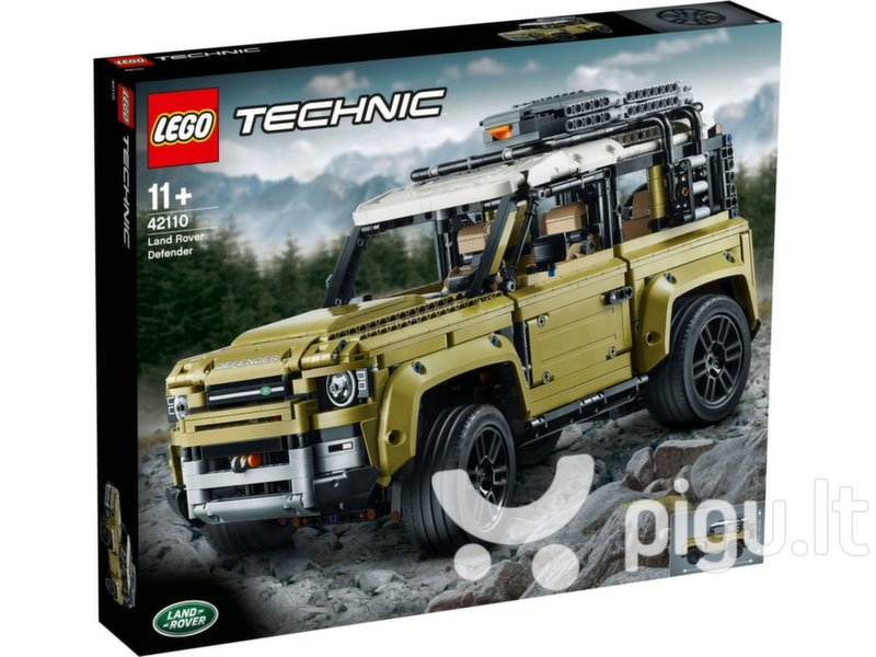 42110 LEGO® Technic Land Rover Defender