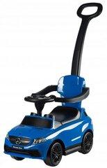 Mašinėlė-stumdukas Mercedes-Benz 3288 blue kaina ir informacija | Mašinėlė-stumdukas Mercedes-Benz 3288 blue | pigu.lt