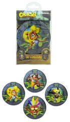 Crash Bandicoot - Lenticular Coasters 4-Pack цена и информация | Crash Bandicoot - Lenticular Coasters 4-Pack | pigu.lt