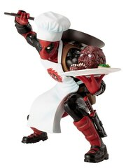 Artfx+ Marvel Now - Cooking Deadpool Pre-Painted Model Kit, 1/10 Scale