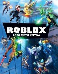 """""""Roblox"""" 2020 metų knyga"""