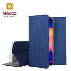 Mocco Smart Magnet Atverčiamas dėklas Samsung Galaxy 2 Core telefonui, Mėlyna kaina ir informacija | Telefono dėklai | pigu.lt