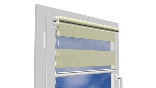 Roletas Mini Diena-Naktis I, 105x150 cm kaina ir informacija | Roletai | pigu.lt