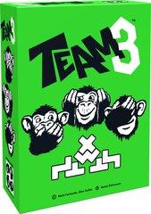 Stalo žaidimas TEAM3 (Mini papildymas: SMEGENŲ MANKŠTA), LT, LV, EE kaina ir informacija | Stalo žaidimas TEAM3 (Mini papildymas: SMEGENŲ MANKŠTA), LT, LV, EE | pigu.lt