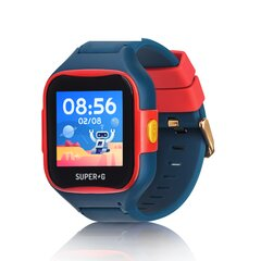 Išmanus GPS laikrodis Gudrutis Super G Blast Hero, mėlyna