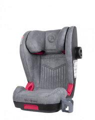 Automobilinė kėdutė Coletto Zafiro isofix 15-36 kg, su gulima padėtimi, Pilka