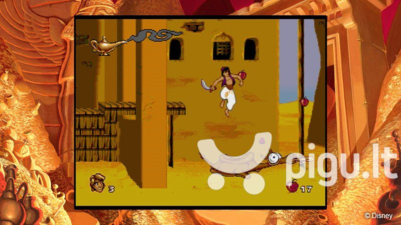 Disney Classic Games: Aladdin and The Lion King (PS4) pigiau