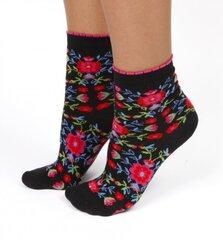Medvilninės kojinės Hille kaina ir informacija | Moteriškos kojinės | pigu.lt