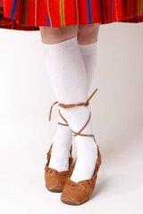 Baltos spalvos medvilniniai golfai Kriss kaina ir informacija | Vyriškos kojinės | pigu.lt
