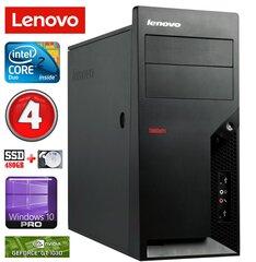 Lenovo M58e MT E7500 4GB 480SSD+1TB GT1030 2GB Win10Pro kaina ir informacija | Lenovo M58e MT E7500 4GB 480SSD+1TB GT1030 2GB Win10Pro | pigu.lt