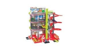 Keturių aukštų garažas su automodeliu Mochtoys kaina ir informacija | Žaislai berniukams | pigu.lt