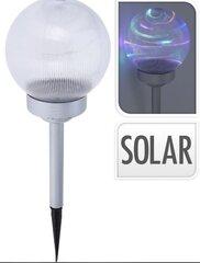 Progarden lauko šviestuvas su saulės baterija kaina ir informacija | Progarden lauko šviestuvas su saulės baterija | pigu.lt