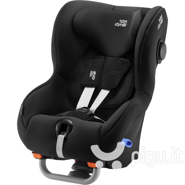 Automobilinė kėdutė Britax Max-Way Plus Cosmos Black 2000027825
