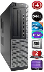 DELL Optiplex 7010 Core i3-3220 3.30GHZ 16GB 120GB SSD DVD Windows 10 Professional kaina ir informacija | DELL Optiplex 7010 Core i3-3220 3.30GHZ 16GB 120GB SSD DVD Windows 10 Professional | pigu.lt