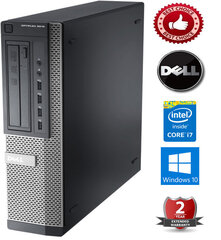 Dell Optiplex 7010 Intel Core i7-3770 16GB 500GB HDD Windows 10 Professional kaina ir informacija | Dell Optiplex 7010 Intel Core i7-3770 16GB 500GB HDD Windows 10 Professional | pigu.lt