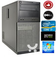 Dell Optiplex 7010 Intel Core i7-3770 16GB 240SSD + 1TB HDD GTX1650 4GB Windows 7 Professional