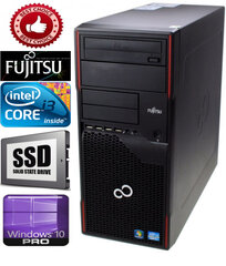 Fujitsu Esprimo P710 i3-3220 8GB 240SSD Windows 10 Professional kaina ir informacija | Fujitsu Esprimo P710 i3-3220 8GB 240SSD Windows 10 Professional | pigu.lt