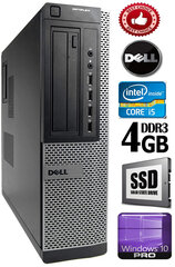 DELL Optiplex 7010 Core i5-3470 4GB 120SSD DVD Windows 10 Professional kaina ir informacija | DELL Optiplex 7010 Core i5-3470 4GB 120SSD DVD Windows 10 Professional | pigu.lt