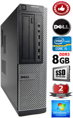 DELL Optiplex 7010 Core i5-3470 8GB 120SSD 320GB HDD DVD Windows 7 Professional kaina ir informacija | DELL Optiplex 7010 Core i5-3470 8GB 120SSD 320GB HDD DVD Windows 7 Professional | pigu.lt