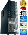 Dell Optiplex 390 i5-2400 4GB 250GB DVDRW Windows 7 Professional