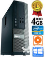 Dell Optiplex 390 i5-2400 4GB 320GB DVDRW Windows 10 Professional