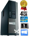 Dell Optiplex 390 i5-2400 4GB 1TB DVDRW Windows 10 Professional