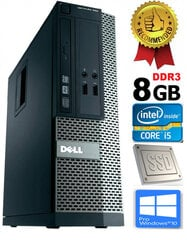 Dell Optiplex 390 i5-2400 8GB 240GB SSD DVDRW Windows 10 Professional kaina ir informacija | Dell Optiplex 390 i5-2400 8GB 240GB SSD DVDRW Windows 10 Professional | pigu.lt