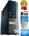 Dell Optiplex 390 i5-2400 8GB 240GB SSD DVDRW Windows 7 Professional