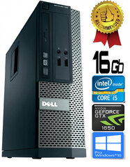 Dell Optiplex 390 i5-2400 16GB 500GB GTX1650 4GB DVDRW Windows 10 Professional kaina ir informacija | Dell Optiplex 390 i5-2400 16GB 500GB GTX1650 4GB DVDRW Windows 10 Professional | pigu.lt