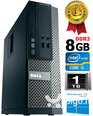 Dell Optiplex 390 i5-2400 8GB 1TB DVDRW Windows 10