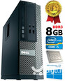Dell Optiplex 390 i5-2400 8GB 480GB SSD DVDRW Windows 10