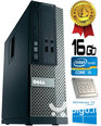 Dell Optiplex 390 i5-2400 16GB 240GB SSD DVDRW Windows 10