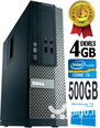 Dell Optiplex 390 i5-2400 4GB 500GB DVDRW Windows 10