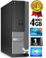 Dell Optiplex 7020 i3-4130 3.4Ghz 4GB 1TB HDD Windows 7 Professional