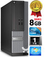 Dell Optiplex 7020 i3-4130 3.4Ghz 8GB 1TB HDD Windows 7 Professional