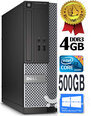 Dell Optiplex 7020 i3-4130 3.4Ghz 4GB 500GB HDD Windows 10 Professional