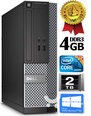 Dell Optiplex 7020 i3-4130 3.4Ghz 4GB 2TB HDD Windows 10 Professional