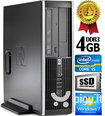 HP Compaq Elite 8300 Intel® Core™ i5-3470 4GB 120GB SSD Windows 7 Professional