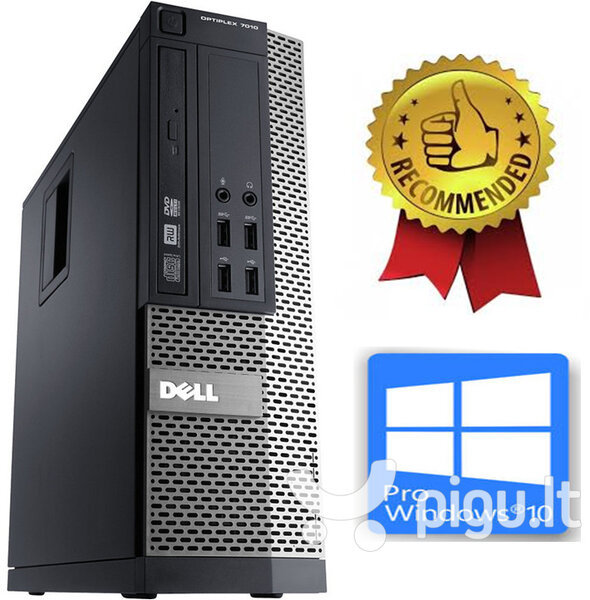 Dell Optiplex 790 SFF i5-2400 6GB 500GB Windows 10 Professional