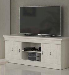 TV staliukas Forte Encanto, baltas kaina ir informacija | TV staliukas Forte Encanto, baltas | pigu.lt