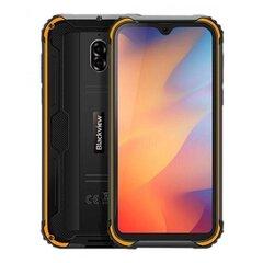Blackview BV5900, 32GB, Dual SIM, Orange kaina ir informacija | Mobilieji telefonai | pigu.lt