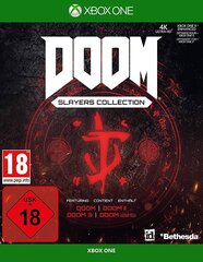 DOOM Slayers Collection Xbox One kaina ir informacija | DOOM Slayers Collection Xbox One | pigu.lt