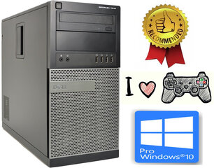 Dell Optiplex 7010 Tower Core i7-3770 16GB 240SSD + 2TB HDD GTX1650 4GB Windows 10 Professional kaina ir informacija | Dell Optiplex 7010 Tower Core i7-3770 16GB 240SSD + 2TB HDD GTX1650 4GB Windows 10 Professional | pigu.lt